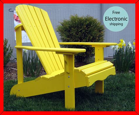 forge outdoor adirondack chair plans patterns