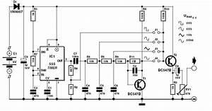 Signal Generator With 555 Circuit Diagram