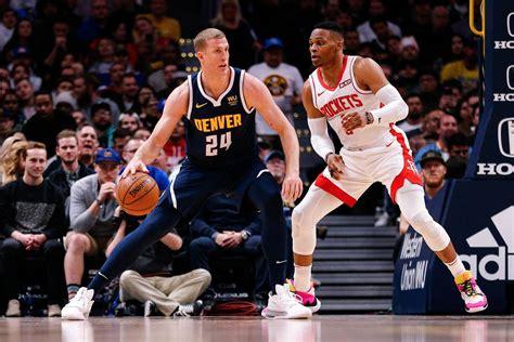 Kèo bóng rổ - Houston Rockets vs Denver Nuggets - 8h00 ...