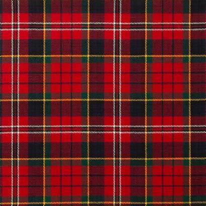 Tartan Clan Macpherson Fabric Wool Kilt Tartans