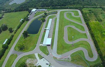 track info andersen racepark