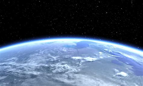 Earth's Orbit - Pics about space