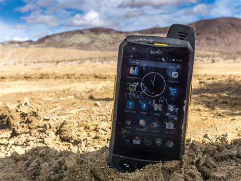 The Most Rugged Smartphone With Lte