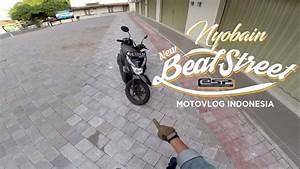 Nyobain Honda Beat Street Esp