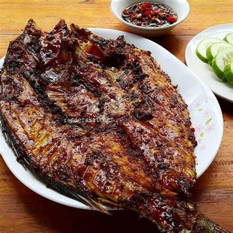 4 resep ayam goreng lengkuas enak 100 resep ayam terbaru bacaresepdulu. Resep Ikan Bakar Bumbu Kecap | Resep masakan, Masakan, Ikan bakar
