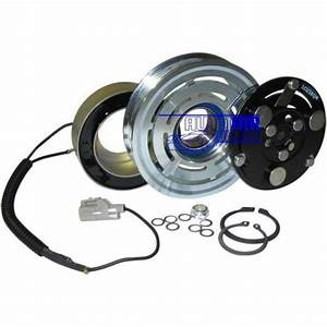 Jeep Cherokee Compressor Clutch Assembly