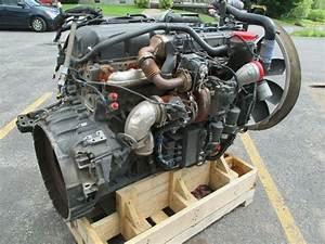 2014 Paccar Mx13  455 Hp  Warranty Low Miles  Kenworth  Peterbilt