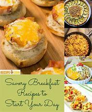 Savory Breakfast Recipes