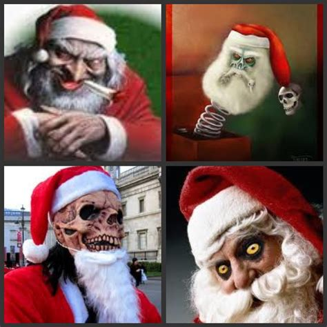creepy christmas pictures wallpapers