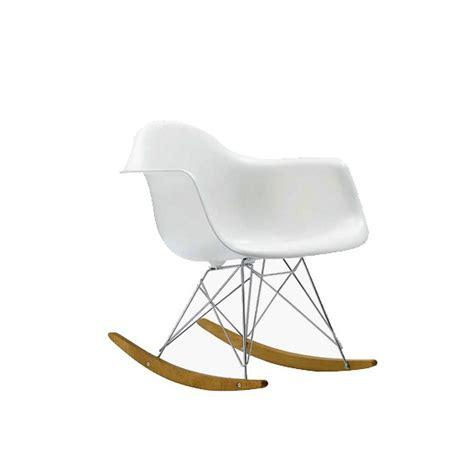 chaise a bascule eames chaise eames a bascule 28 images chaise bascule eames