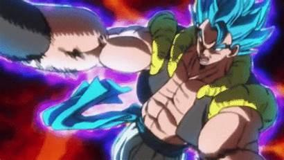 Broly Gogeta Vs Dragon Ball Goku Dbs