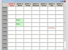 Smart Calendar software Prepare and Generate your Event