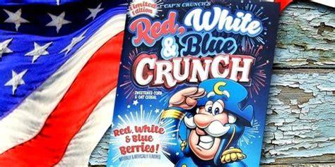 capn crunchs patriotic  cereal    singing