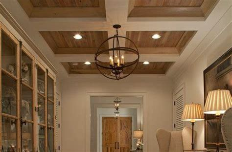 coffered ceiling wood  coffered ceilings pinterest