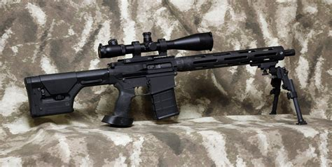 "Dpms 308 Tactical Sniper Rifle 18""  Build 308 Ar Online"