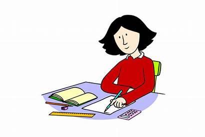 Homework Doing Does Turn English الواجب Help