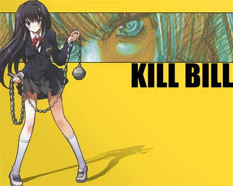 Kill Bill Anime Wallpaper - kill bill vol 1 wallpaper and background image