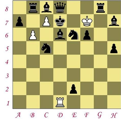 check and mate puzzle solutions answers chess riddle
