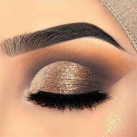 beautiful eye makeup  amazing  inspiring hair