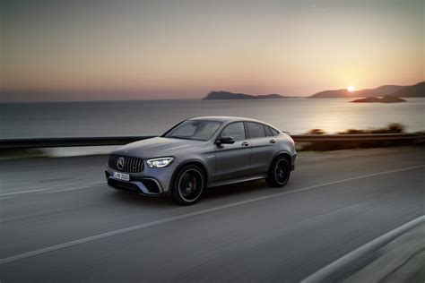 Compare theamg glc 63 with similar vehicles. 2020 Mercedes-AMG GLC 63 Coupe & SUV Revealed