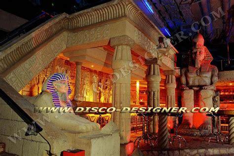 egypt style nightclub decor egypt disco decorations