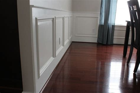 Building Wainscoting Panels by Diy Wainscoting Tutorial Get This Traditional Look By