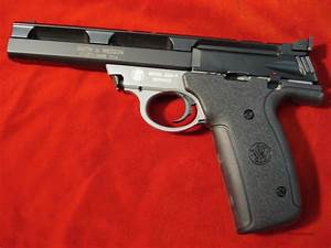 Smith And Wesson 22a 22lr  Two Tone For Sale