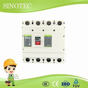 Scm1 Electronic Molded Case Circuit Breaker Mccb