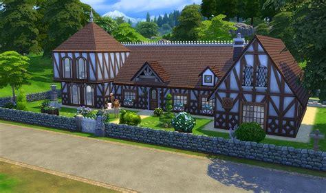 decoration chambres sims 4 vivre ensemble maison alsacienne