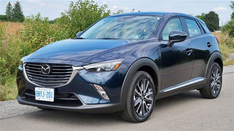 2018 Mazda Cx3 Test Drive Review