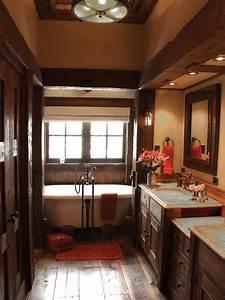 Add, Glamour, With, Small, Vintage, Bathroom, Ideas