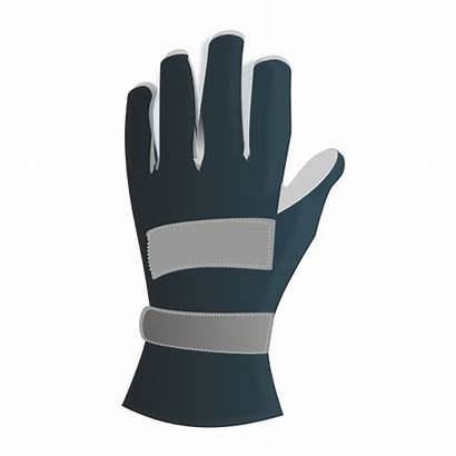 Gloves Clipart Clip Racing Glove Safety Transparent