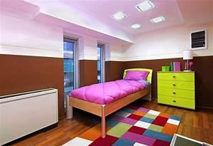 Tapis multicolore pour chambre d39enfant deeper for Tapis chambre d enfant
