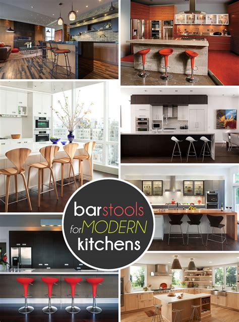 contemporary stools kitchen 10 trendy bar and counter stools to complete your modern 2546