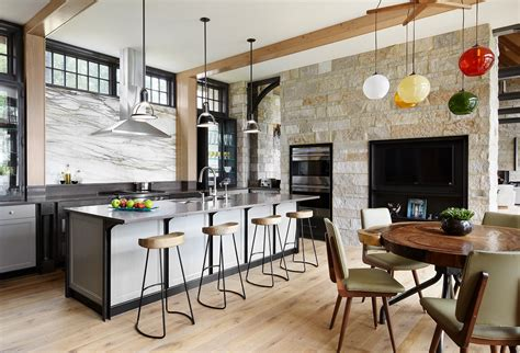 Kitchen Paneling Ideas by 25 Interior Designs Decorating Ideas Design Trends