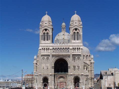 photo de la cathedrale de la major  marseille