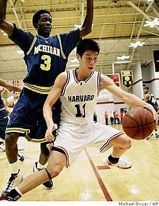 Asian Americans remain rare in men's college basketball ...