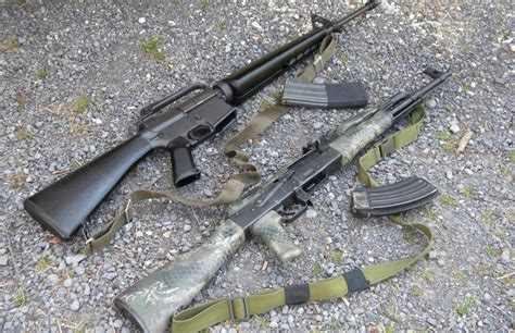 which is the right choice ar 15 vs ak 47 gun digest