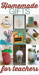 gifts for teachers mad in crafts