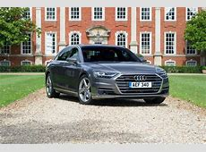 2018 Audi A8 UKSpec Priced from £69,100