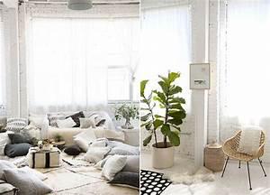 Mur Brique Blanc : un mur en briques oui mais peint mademoiselle claudine le blog ~ Mglfilm.com Idées de Décoration