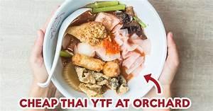 Yentafo Kruengsonge Review: Thai Yong Tau Foo At Orchard ...
