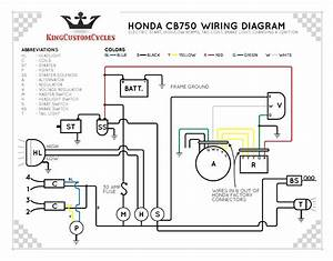 U0026 39 76 Cb750 Wiring Diagram