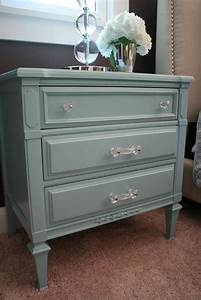 Creative Decoration Chalk Painted Bedroom Furniture ...