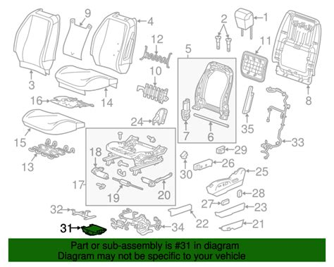 Gm Ab Wiring Diagram by Module Gm 13502042 Gm Outlet Parts
