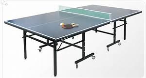 Table D Occasion : acheter une tables de ping pong d occasion lorsque le tennis de table devient un art ~ Teatrodelosmanantiales.com Idées de Décoration