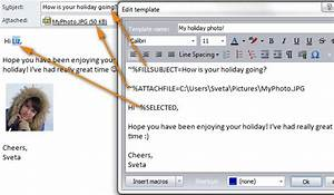 edit outlook email template - how to insert outlook email into excel 2013 insert