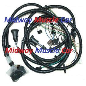 front end forward light l wiring harness 79 80