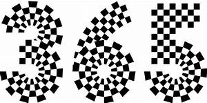 Checkered Numbers Pictures to Pin on Pinterest - PinsDaddy