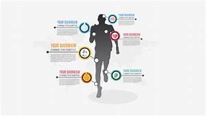 men sport infographic prezi template prezibase With sports infographics templates